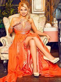 Model Paola i Kläppa